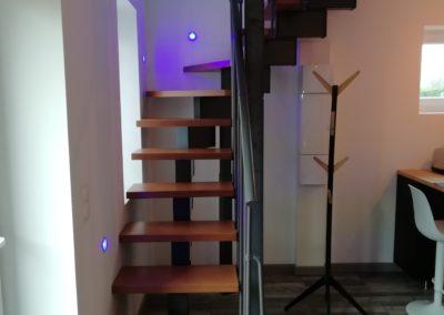 Escalier petite pause verlinghem lille